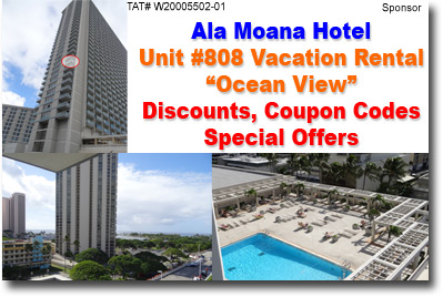 New Waikiki Ala Moana Vacation Rental Now Available Ala Moana Honolulu Hawaii